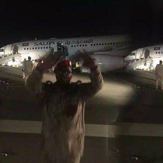 Airbus yolcu uçağı burnu üstüne indi!