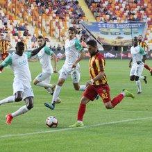 Bursaspor küme düştüSpor Toto Süper Lig: E. Yeni Malatyaspor: 1 - Bursaspor: 2 (Maç sonucu)