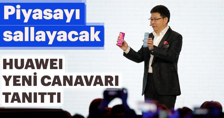 Huawei yeni telelefonu P30'u tanıttı! İşte...