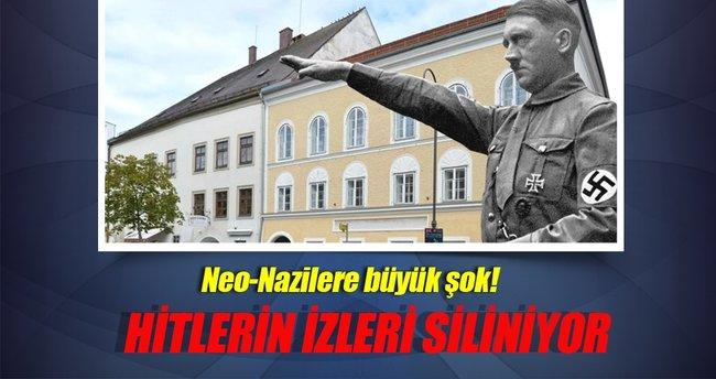 Avusturya Hitler'in doğduğu evi yıkacak