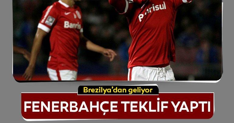 Son dakika Fenerbahçe transfer haberleri! Fenerbahçe Eduardo Sasha'yı istedi