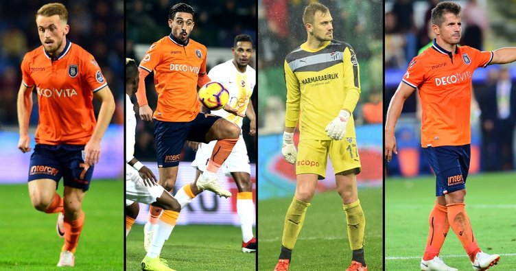 İşte Fenerbahçe'nin zirve paketi! Medipol Başakşehir'den 4 oyuncu