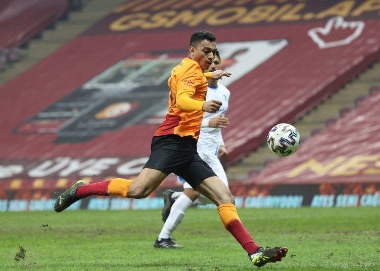 Son dakika: Saint Etienne'de Mostafa Mohamed pişmanlığı! Galatasaray'da yaptığı patlamayı görünce...