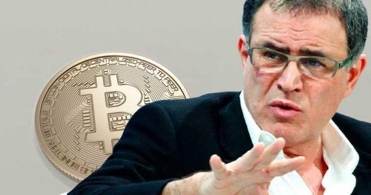 Roubini: Bitcoin bir para birimi olarak tanımlanamaz