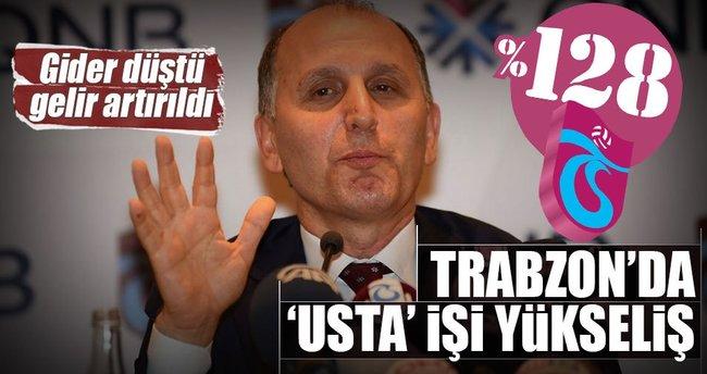 Trabzon'da 'Usta' işi yükseliş