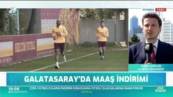 Galatasaray şampiyon olursa maaşların yüzde 5'i iade edilecek!