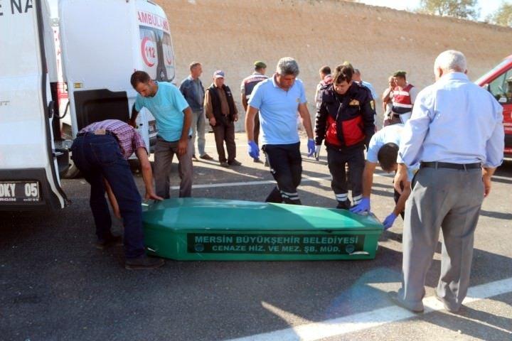 Mersin'de feci kaza: 2 ölü!