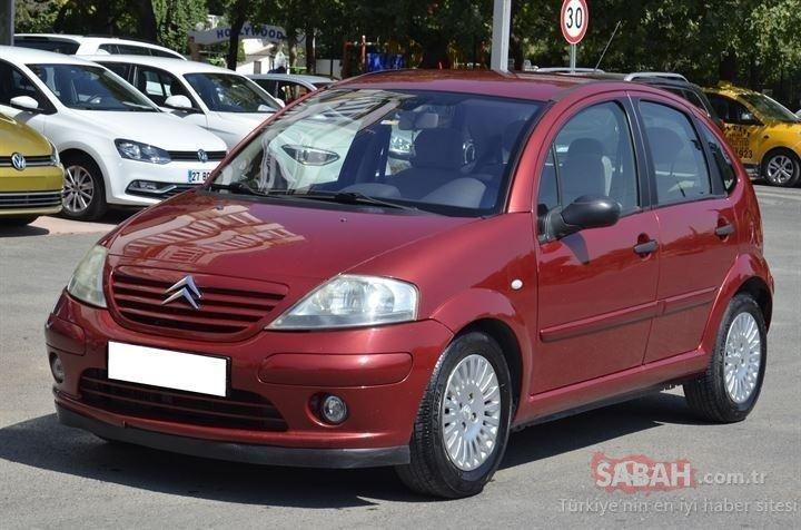 Sahibinden en ucuz ikinci el arabalar! İkinci el 20 bin lira altı otomobiller