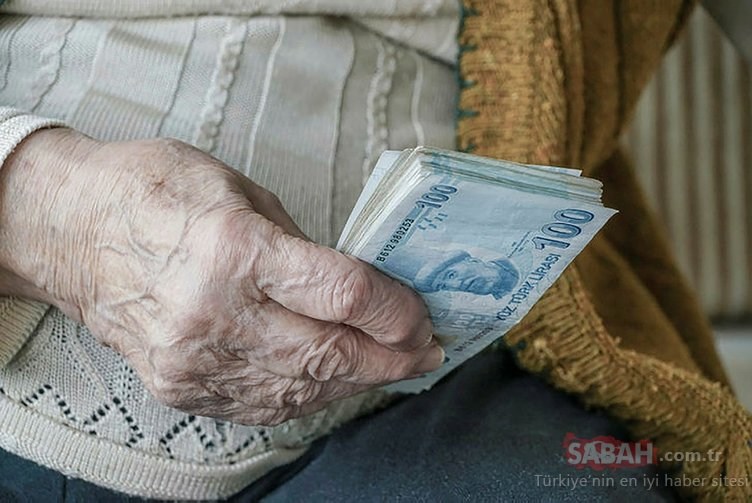 Milyonlarca emekliye müjdeli haber! Emekli maaşları en az 2020 TL oluyor