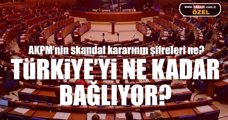 AKPM'nin skandal kararırın şifreleri ne?