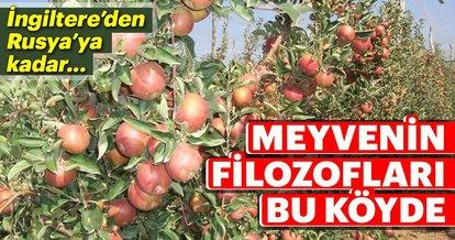 Türkiye'nin meyve deposu Babasultan Köyü