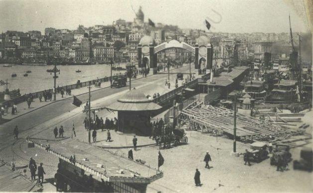 Eski zamanlarda İstanbul
