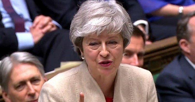 Brexit 3'üncü kez reddedildi