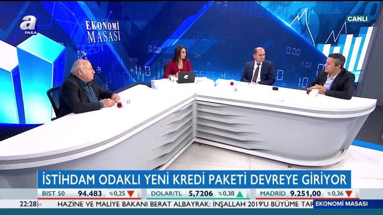 Ekonomi Masası | 31.10.2019