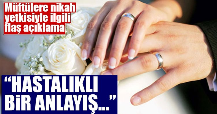 Son dakika: Başbakan Yardımcısı Bozdağ'dan müftülere nikah kıyma yetkisi açıklaması