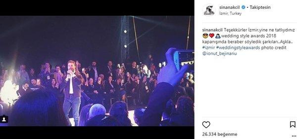 Ünlü isimlerin Instagram paylaşımları (19.01.2018)