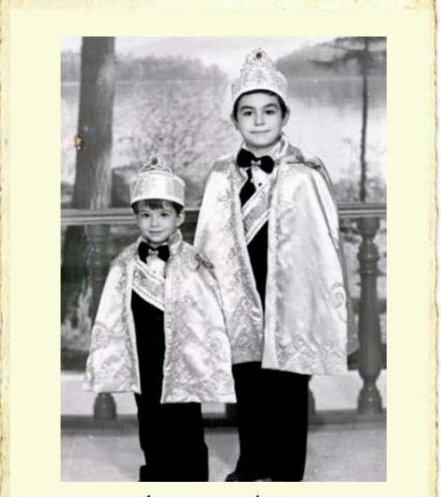Ünlülerin sünnet fotoğrafları