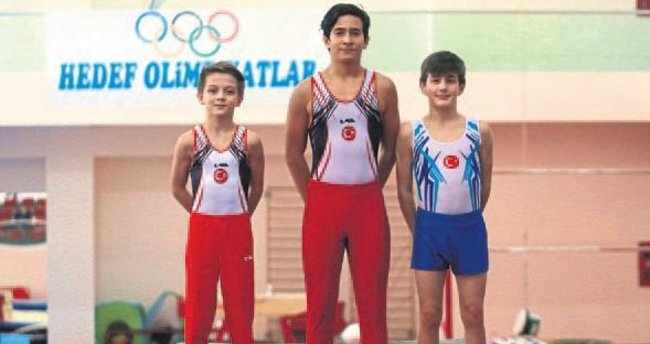 Hedefleri olimpiyatlar