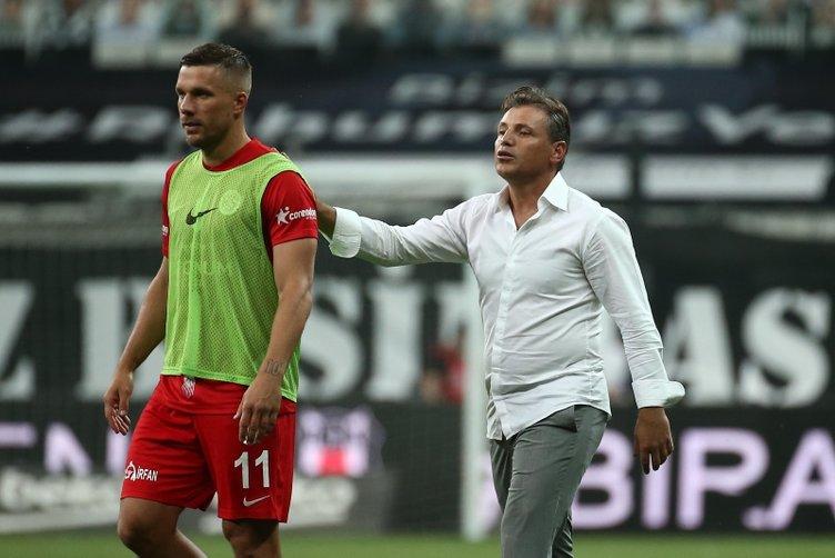 Spor yazarları Beşiktaş - Antalyaspor maçını yorumladı