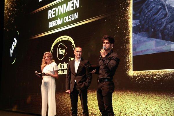 fizy Müzik Ödülleri'nde Türkçe müziğin en çok dinlenen isimleri belli oldu