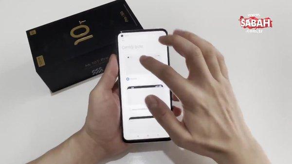 Xiaomi Mi 10 T Pro inceleme ve özellikleri | Video