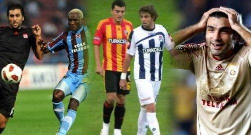 Türkiye'nin en pahalı futbolcuları