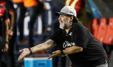 Maradona, Dorados'tan ayrıldı
