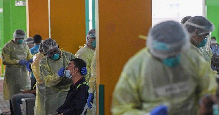Son dakika: Rusya'da coronavirüs vaka sayısında korkutan artış!