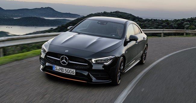 Mercedes Benz Cla >> Yeni Mercedes Benz Cla Turkiye Fiyati Ve Ozellikleri Otomobil