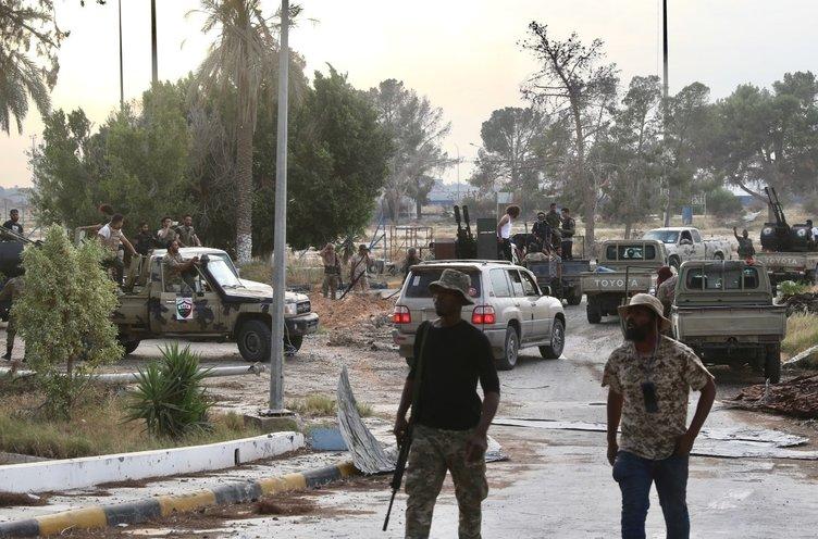 Libya Ordusu, Türkiye'nin desteği ile darbeci Hafter'i bozguna uğrattı! Libya'da tüm hesaplar değişti