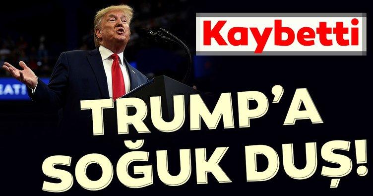 ABD'nin Virginia ve Kentucky seçimlerinde Trump'a soğuk duş