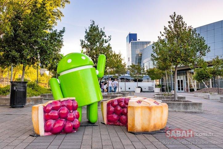 Dikkat! Sizin de telefonunuz bu listede olabilir! Android 12 güncellemesini alacak telefonlar belli oldu