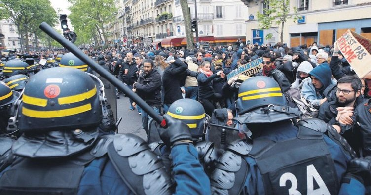 Fransa karıştı