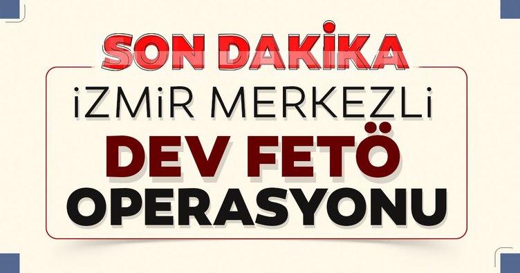 Son dakika haberi: İzmir merkezli dev FETÖ operasyonu! Toplam 157 asker gözaltına alındı...