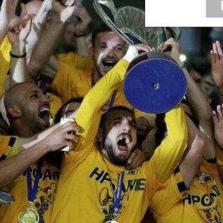 Yunanistan'da şampiyon AEK