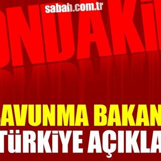 ABD Savunma Bakanı Mattis`ten flaş Türkiye açıklaması!