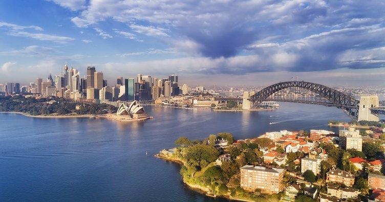 Avusturalya'da gezilecek yerler...