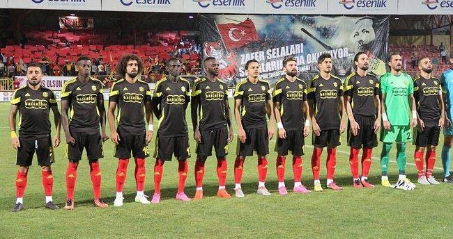 Yeni Malatyaspor'un bileği bükülmüyor