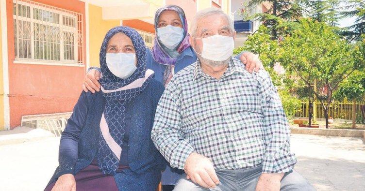Koronavirüsü 38 günde yendi, gençlere nasihat verdi