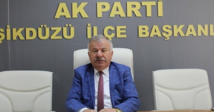 AK Parti Beşikdüzü Belediye Başkan Adayı Harun Demirci oldu! Harun Demirci kimdir?