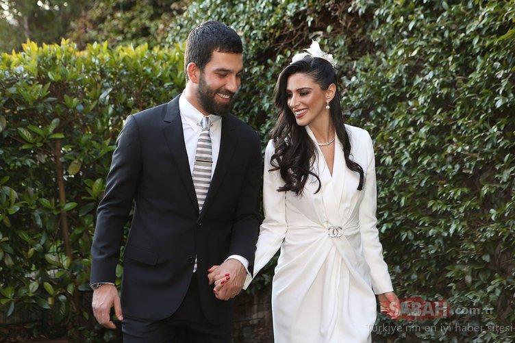 Arda Turan: Hayatım film olursa eşimi güzel bir kadın oynamalı... Arda Turan'dan samimi açıklamalar...