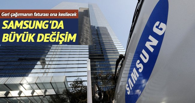 Samsung'da tahtın yeni varisi Jay Lee