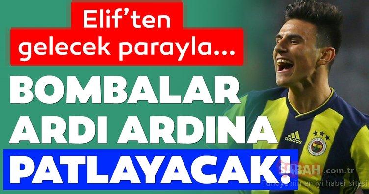Fenerbahçe'den son dakika transfer haberleri: Fenerbahçe Elif'ten gelen parayla transferde bombaları patlatacak!