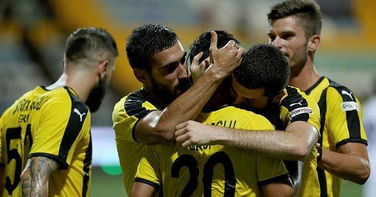 Gol düellosunun galibi İstanbulspor