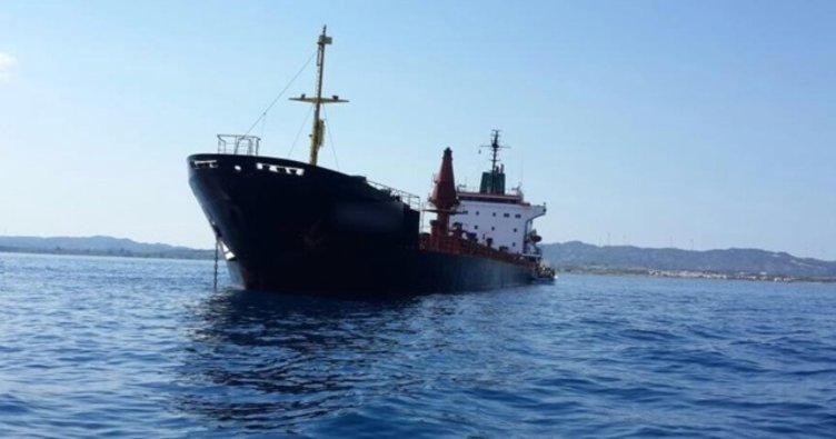 Türk kargo gemisine saldırı…
