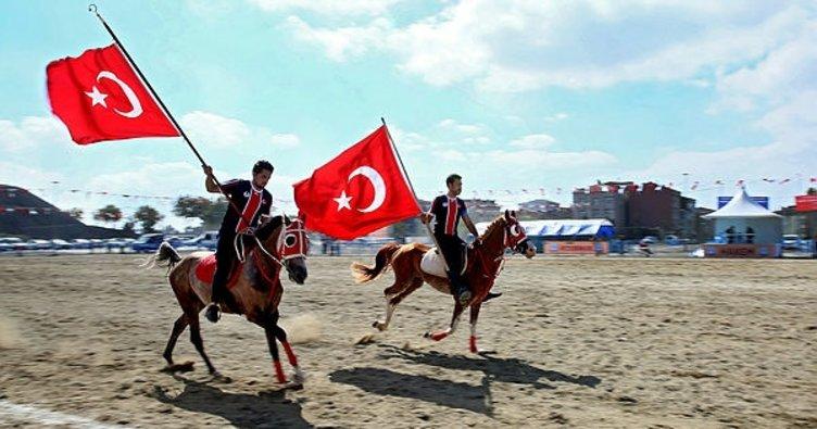 Sultangazi Belediyesi Geleneksel Atlı Cirit Müsabakaları başlıyor