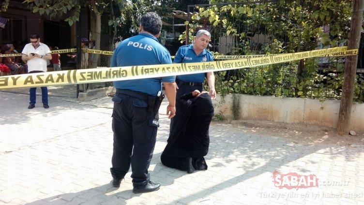 Adana'da vahşet! Boğazı kesilerek öldürüldü; baba ve ağabey gözaltında