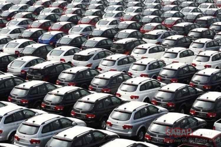 2019 yılında hangi otomobil markası kaç adet sattı? Türkiye'de en çok satan otomobiller