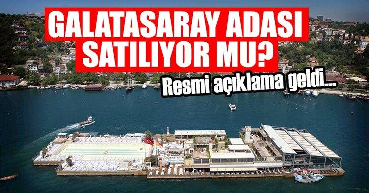 Galatasaray'dan flaş açıklama!