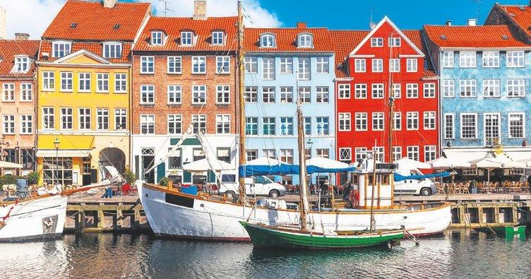 Kopenhag'a yemeğe davetliyiz